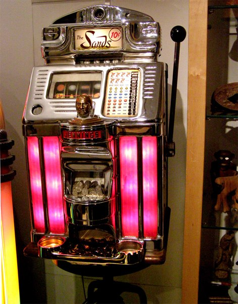 and the city slot machine for sale
